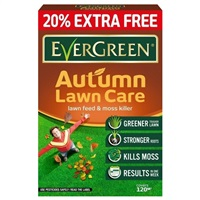 Evergreen Autumn Lawn Care - 100m2 + 20% Extra