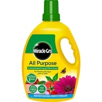 Miracle-Gro All Purpose Concentrate Liquid Plant Food - 2.5L