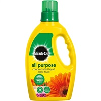 Miracle-Gro All Purpose 1 Litre Concentrated Liquid Plant Food
