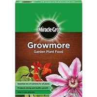 Miracle-Gro Growmore Garden Plant Food Granules - 3.5KG
