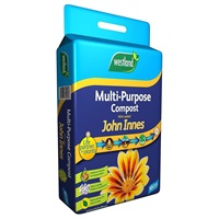Westland Multipurpose Compost with Added John Innes, 10L Pouch