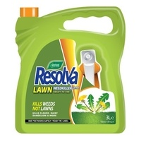 Resolva 3 Litre Ready to Use Lawn Weedkiller