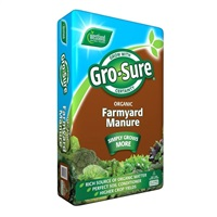 Gro-Sure 50L Farmyard Manure