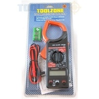 Toolzone 1000 Amp Digital Clamp on Multimeter