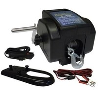 Toolzone 12V Electric Boat Winch