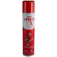 Spiderex Spider Repellent Aerosol Spray for CCTV Cameras - 300ml