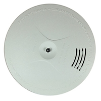 Hi-Spec Battery Operated Photoelectric Smoke Alarm