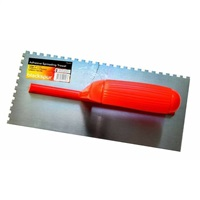 Adhesive Spreading Trowel  by Blackspur