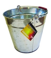 Blackspur 9L Galvanised Bucket