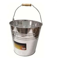 Blackspur 15ltr Galvanised Steel Bucket