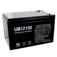 Zexum 12V 15AH Sealed Lead Acid Battery