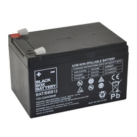 Zexum 12V 12Ah Sealed Lead Acid Battery