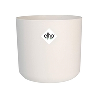 Elho White B.for Soft Round Flowerpot