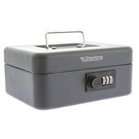 Sterling 8 Combination Cash Box