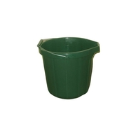 Stadium 2 Gallon Green Agri Bucket