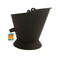 Blackspur Small Black Coal Bucket