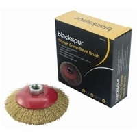 Blackspur 115mm Crimp Bevel Brush