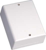 CQR 24 Way Square Junction Box - White