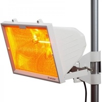 KnightsBridge 1300W Outdoor Infrared Heaters