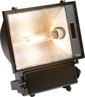 KnightsBridge IP54 250W Die-Cast Aluminium SON/HQI Floodlight
