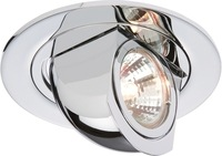 KnightsBridge IP20 12V 50W max. Swivel & Scoop Fitting