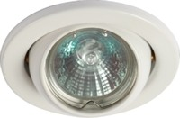 KnightsBridge 50W max. L/V Eyeball Downlights with Bridge (Option: White)