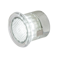 KnightsBridge IP44 Clear LED Kit 4 x 0.5W White LEDs