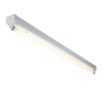 KnightsBridge 230V IP20 T8 1X70W Fluorescent Batten 6ft