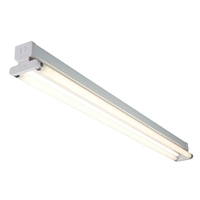KnightsBridge 230V IP20 T8 2X70W 6ft Emergency Fluorescent Batten