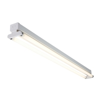 KnightsBridge 230V IP20 T8 2X70W Fluorescent Batten 6ft