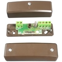 Knight Grade 2 Surface Contact with Tamper & Resistors - Brown