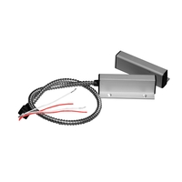 Knight Angled 4 Wire Aluminium Shutter Contact