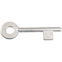 Knight Stainless Steel Panic Button Reset Key