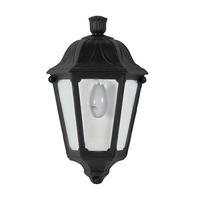 Fumagalli IESSE Half Lantern Style Outside Wall Light IP44 E27 60W