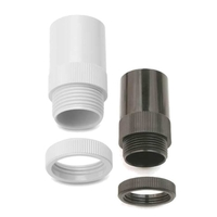 Greenbrook PVC-U Male Conduit Adaptor 20mm