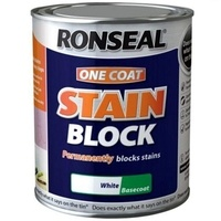 Ronseal Stain Block Paint- White