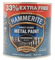 Hammerite Hammered 750ML+33%