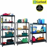 Garland Self Assembly Ventilated Plastic Shelving Unit
