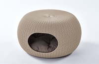 Keter Knit Cozy Luxury Pet Home