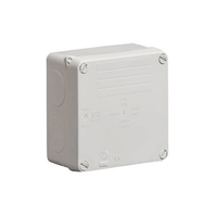 Wiska Junction Box - Light Grey