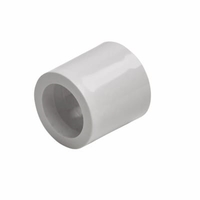 Greenbrook 25mm to 20mm White PVC Conduit Reducer