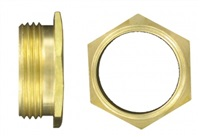 Deligo SHORT Male Brass Bush