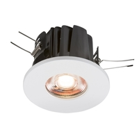 KnightsBridge 230V IP65 8W Fire-Rated Valknight LED Downlight