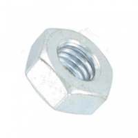 Zexum Steel Nuts - 10 PACK