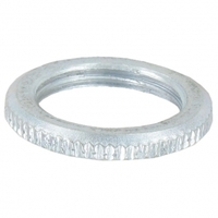 Zexum Milled Edge Lockrings - 10 PACK