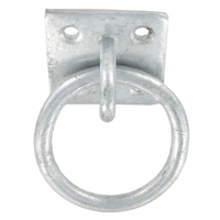 Zexum Ring Plate for Catenary Wire