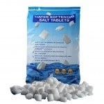 Hadley PDV Water Softening Tablets- 25KG Bag