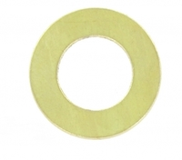 Zexum M10 Brass Washer - 10 PACK