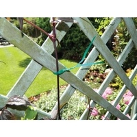 Garland 20cm Twist Ties for Gardening - 100 PACK