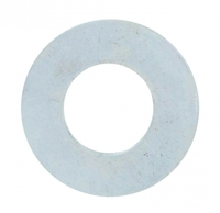 Zexum M10 Steel Washers - 10 PACK